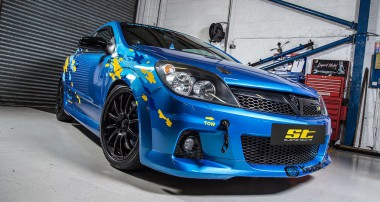 ST XTA Coilovers for the Astra H VXR