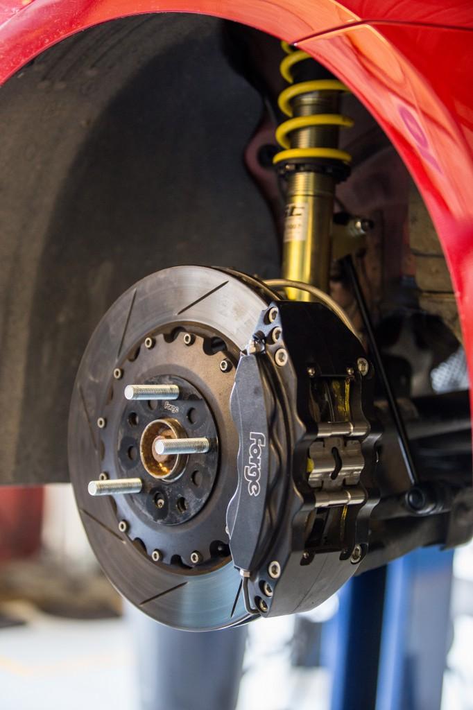 Reblog St Suspensions St Xta Coilover Install On Golf Mk7