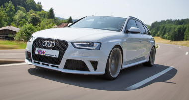 KW Coilovers now available for Audi RS4, RS5 & RS6 models.