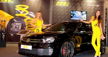 GALLERY: ST suspensions @ Essen Motorshow 2013