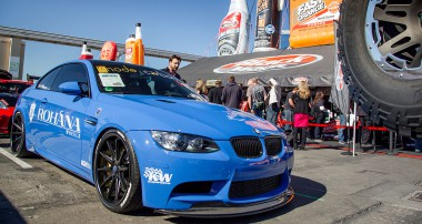 Throwback Thursday: KW @ SEMA 2013