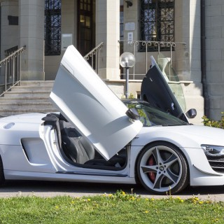 LSD Doors now available for Audi R8 models