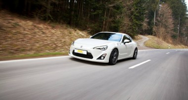 Improved handling and stance for Subaru BRZ/Toyota GT86 models