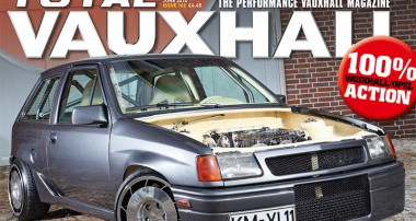 ST suspensions fitting guide in Total Vauxhall Magazine!