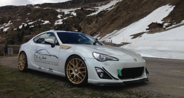 ST equipped – Rene Brunow's Toyota GT86