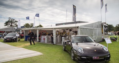 KW Return to Goodwood Festival of Speed