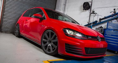 ST suspensions, Engineered by KW, MK7 Golf GTI ST XTA Coilover Kit