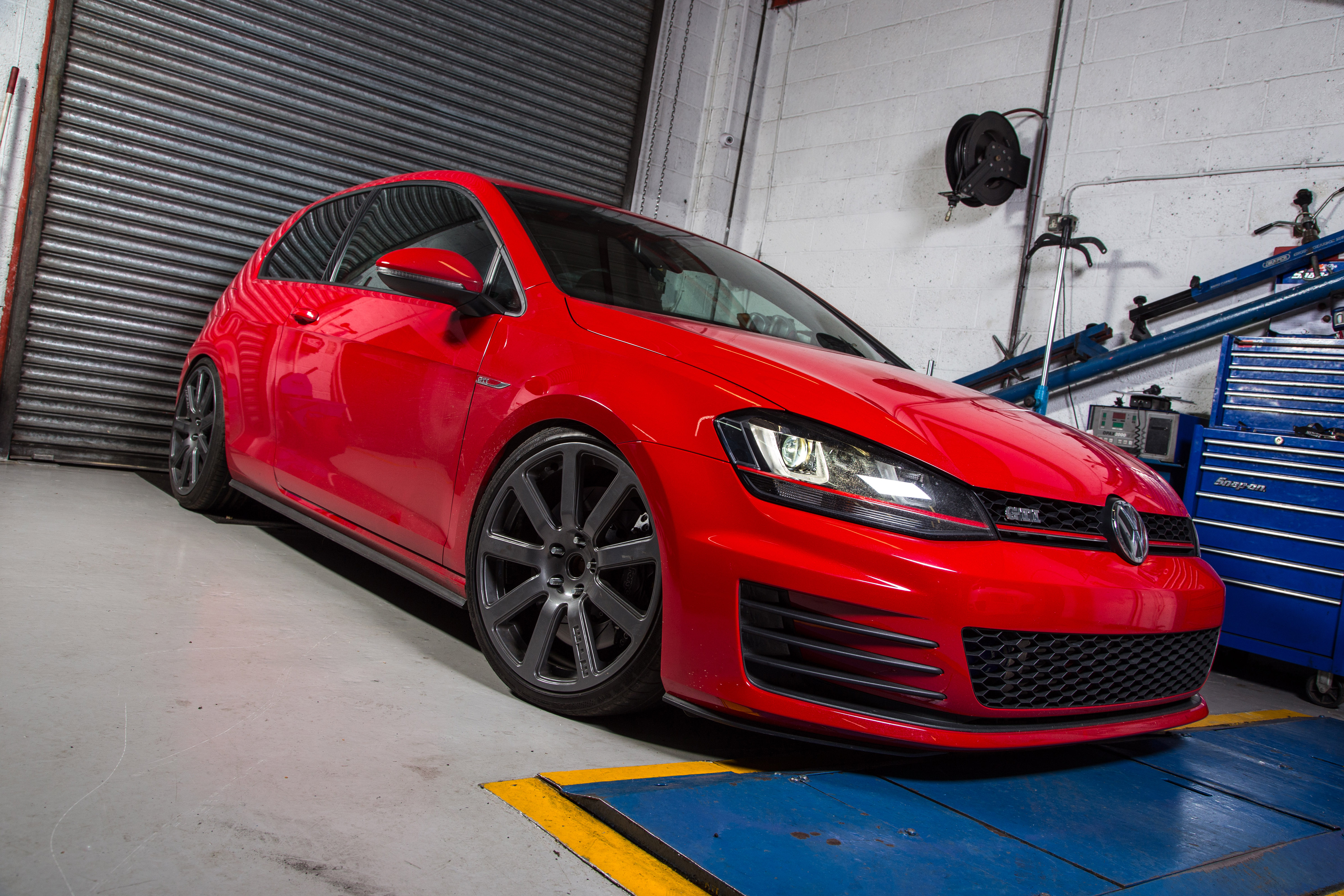 St Suspensions Engineered By Kw Mk7 Golf Gti St Xta Coilover Kit Kw Automotive Blog