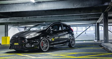 ST suspensions, Engineered by KW, Lowering Springs for Fiesta ST