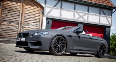 KW Coilover Systems for BMW M6