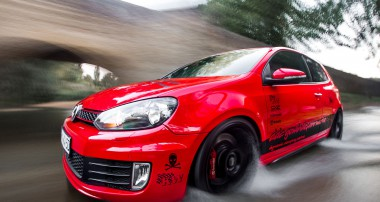 KW DDC-ECU Equipped MK6 VW Golf GTi