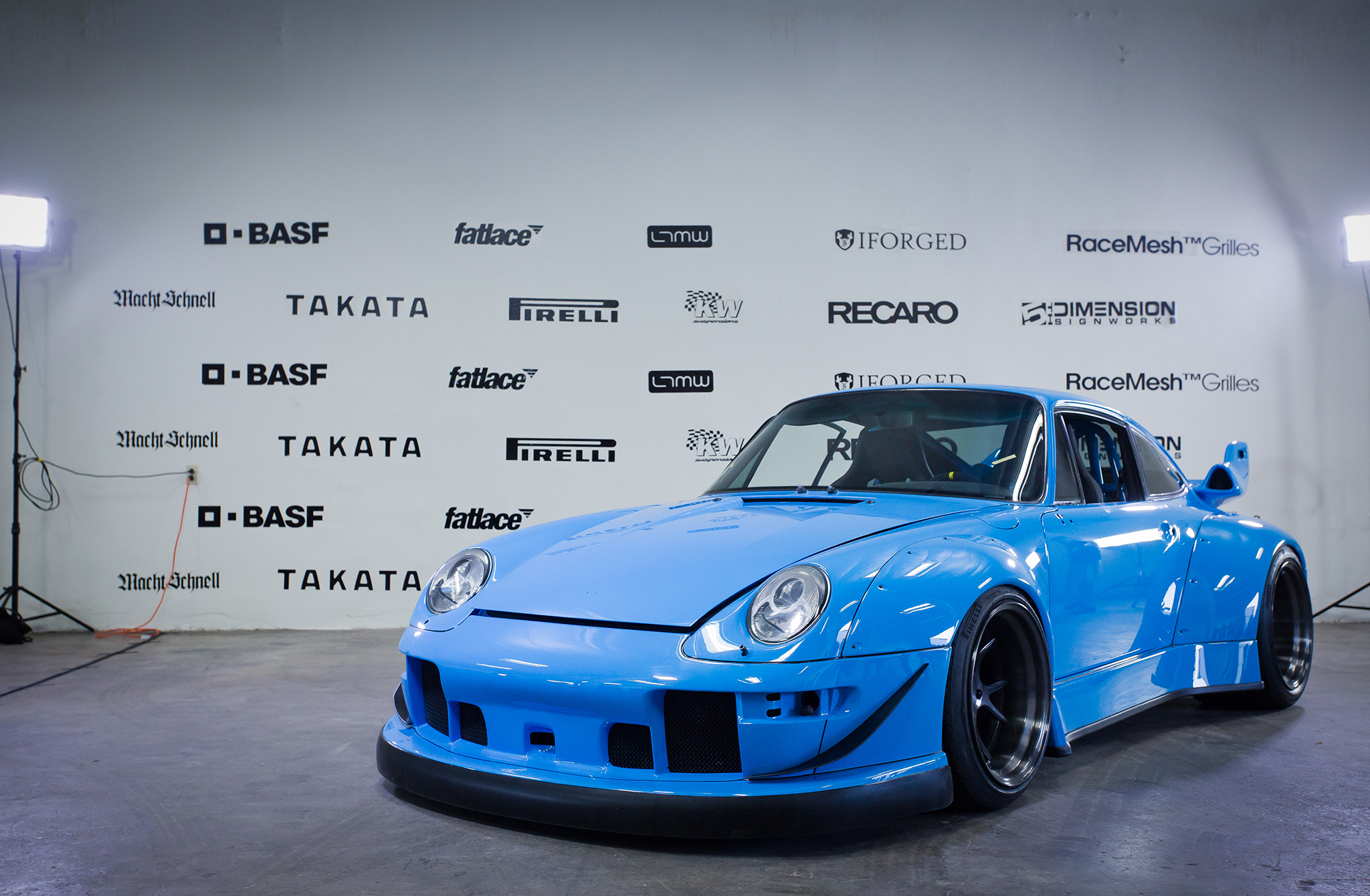 Video Rauh Welt Porsche 993 Equipped With Kw Variant 3