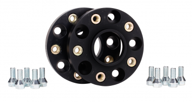 ST suspensions engineered by KW – High quality aluminium wheel spacer kits