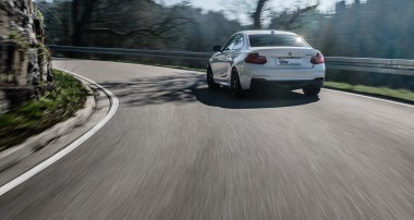 Adaptive Stance for BMW 2-series: KW DDC plug&play coilovers