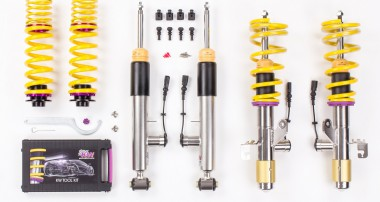 New: KW ddc plug and play coilover kit for BMW X4