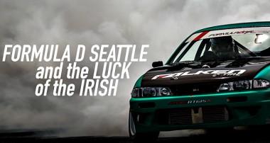 Darren McNamara wins @ Formula Drift Round 5