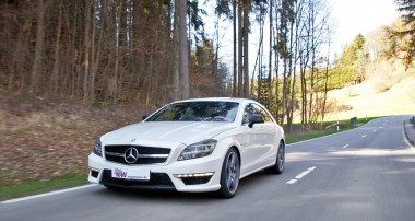KW Lowering Springs for CLS 63 AMG 4matic