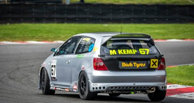 Marc Kemp Takes 1st in VTEC Challenge