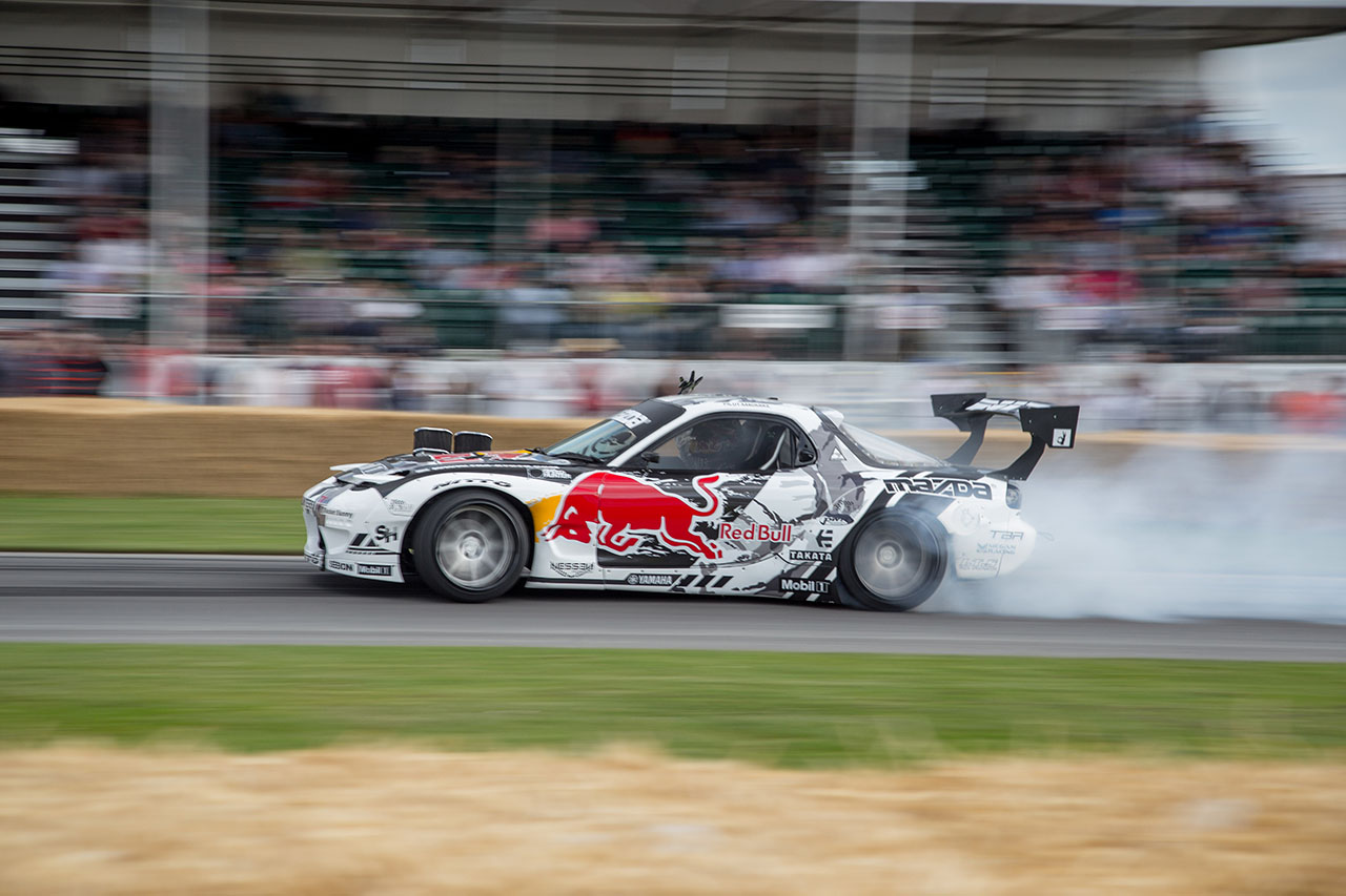 Red Bull Professional Drifter Madmike Whiddett And Kw Suspensions