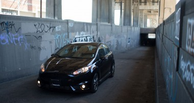 ST suspensions: The Ford Fiesta Project