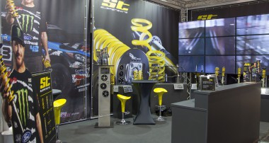 KW and ST attending the automechanika in Frankfurt (Germany)