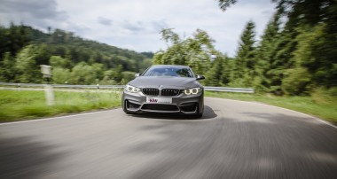 Performance, stance and maximum driving pleasure: KW Clubsport for M4