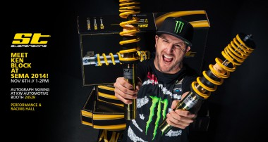 Meet Ken Block at SEMA 2014!