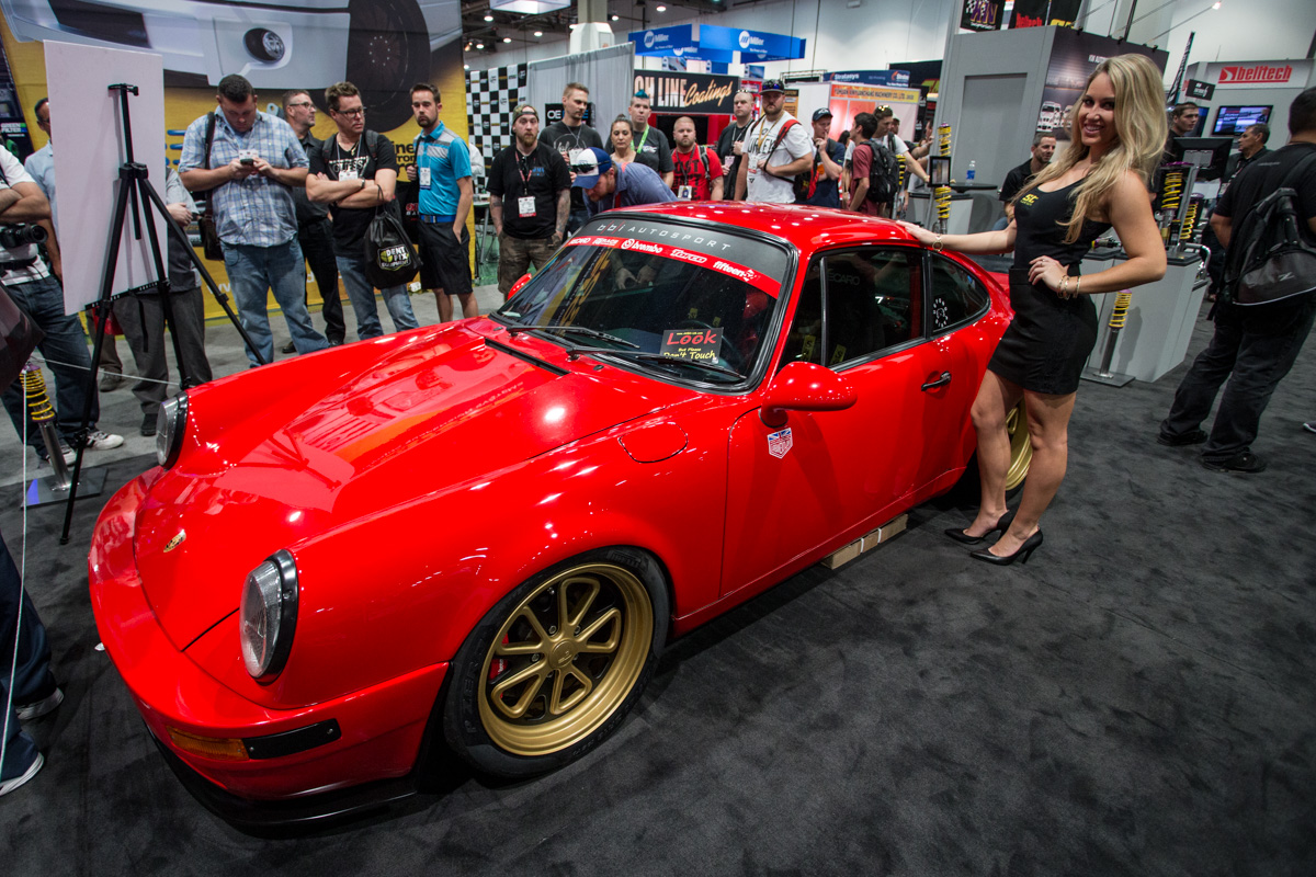 Devil in a red dress bbis 85 911 stops sema kw automotive blog when it comes to porsche tuning theres not much shop owners joey and betim dont know or havent experimented with before vanachro Image collections