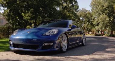 KW dlc airsuspension for Porsche Panamera