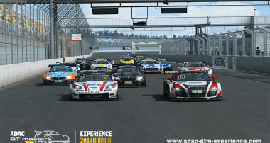 Out now: ADAC GT Masters Experience 2014