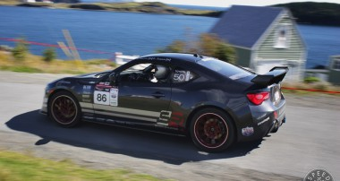 Bucket List Achievement Unlocked! Targa Newfoundland in a Scion FR-S