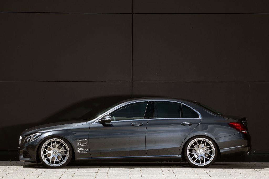 New Kw Coilovers For The Latest Mercedes Benz C Class