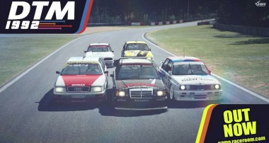 The Rise of Legends: DTM 1992 Pack for RaceRoom Racing Experience