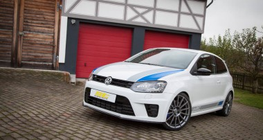 ST XTA: Maximum driving pleassure for VW Polo R WRC Street & Co.