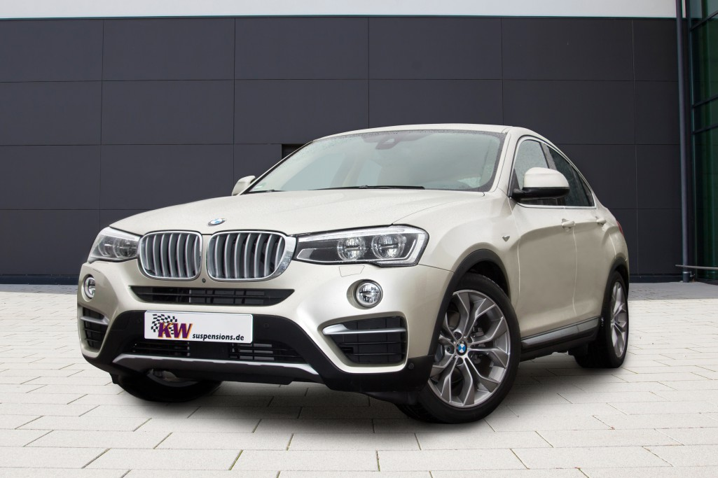 BMW X4 KW ddc plug&play