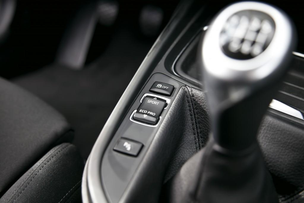 BMW EDC Taster