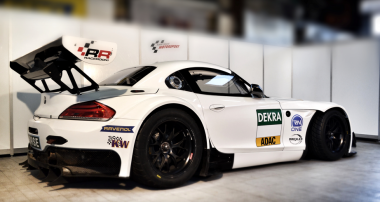 ADAC GT Masters: Newcomer in a BMW Z4 GT3