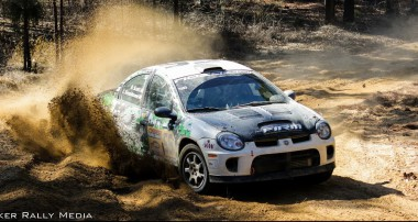 Rallye: Chris Greenhouse takes Victory at Sandblast Rally for KW USA!