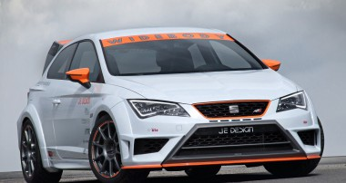JE Design SC Cupra 280 sets new Sachsenring lap record!