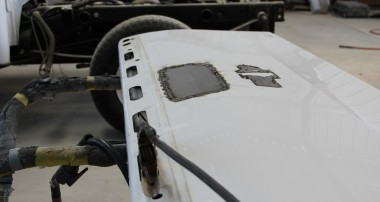 Crew Cab project in full swing at Belltech