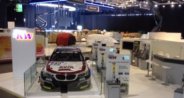 KW automotive at the 85th Auto-Salon Geneva 2015