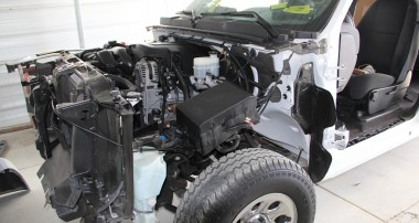 Taking it all Apart – The Belltech Crew Cab