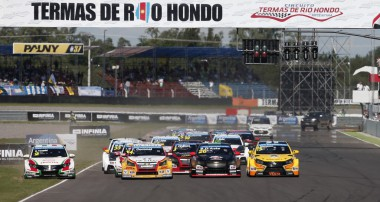 WTCC: The Race is on!