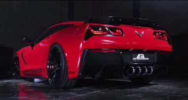 Pure Muscle: APR Performance Corvette C7 Project