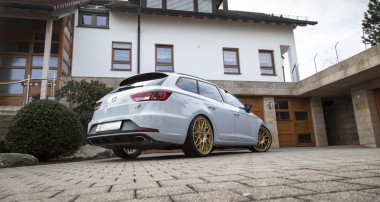 KW DDC plug&play Coilover Kits for Seat Leon ST Cupra 280