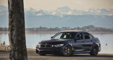 It's a kind of M(3)agic: M3 sedan meets KW Clubsport!