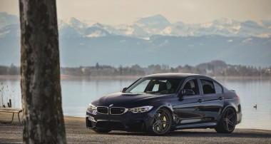 It's a kind of M(3)agic: M3 sedan meets KW Clubsport!