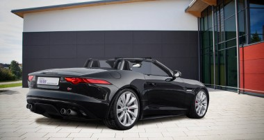 KW Variant 3 and more: Pure driving pleasure for Jaguar F-Type