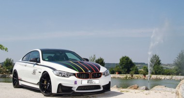 1 of 23: Performance Stanced BMW M4 DTM Champion Edition