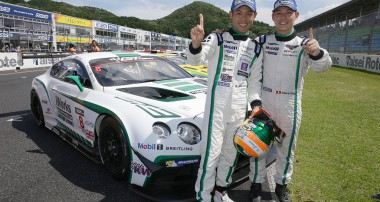 GT Asia: Another historic victory at Okayama, as Bentley takes their first